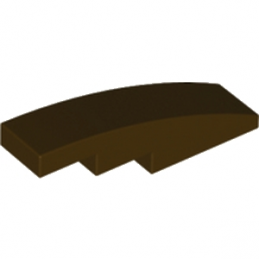 LEGO 4563023 BRIQUE BOW 1X4 - DARK BROWN