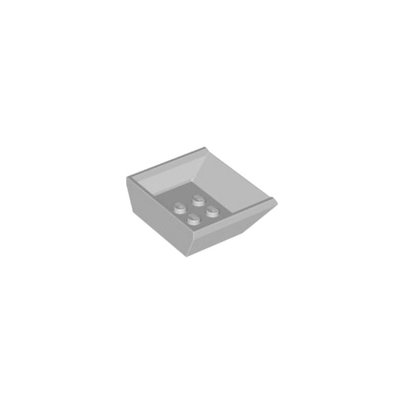 LEGO 4520296 BAC 5X4,5X1 1/3 - MEDIUM STONE GREY
