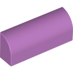 LEGO 6083615 BRIQUE 1X4X1 1/3 - MEDIUM LAVENDER