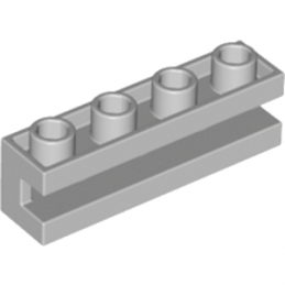 LEGO 4211613 SLIDING PIECE 1X4 - MEDIUM STONE GREY
