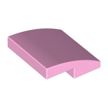 LEGO 6230082 BRIQUE DOME 2X2X2-3 - ROSE CLAIR