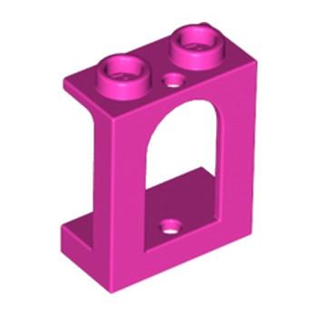 LEGO 6231517 WINDOW 1X2X2 - DARK PINK