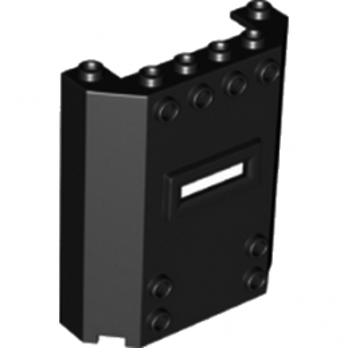 LEGO 6129374 CLOISON 2X6X6 - NOIR