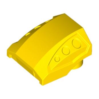 LEGO 4185269 BLOC MOTEUR 2X2 - JAUNE