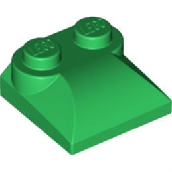 LEGO 4218697 BLOC MOTEUR 2X2 - DARK GREEN