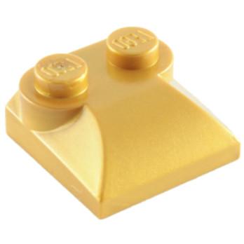 LEGO 4286597 BLOC MOTEUR 2X2 - WARM GOLD