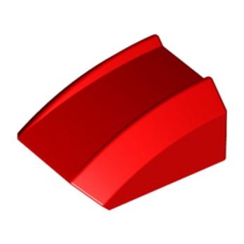 LEGO 6247388 BLOC MOTEUR 2X2 - ROUGE