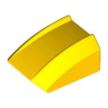 LEGO 4144412 BLOC MOTEUR 2X2 - JAUNE
