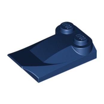 LEGO 6062104 PLATE W. BOWS 2X3½ - EARTH BLUE lego-6062104-plate-w-bows-2x3-earth-blue ici :