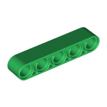LEGO 6036569 TECHNIC 5M BEAM - DARK GREEN