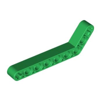 LEGO 6218109 TECHNIC ANGULAR BEAM 3X7 - DARK GREEN lego-6218109-technic-angular-beam-3x7-dark-green ici :