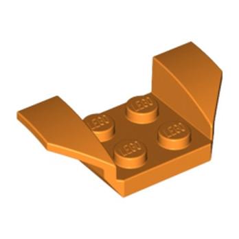 LEGO 4162874 GARDE BOUE 2X4 - ORANGE lego-4582819-garde-boue-2x4-orange ici :