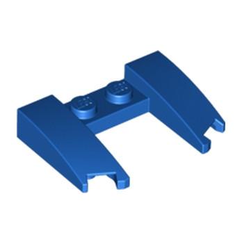 LEGO 6062206 CAPOT 4X3X2/3 - BLEU