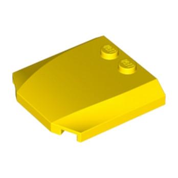 LEGO 4193073 CAPOT 4X4X2/3 - JAUNE
