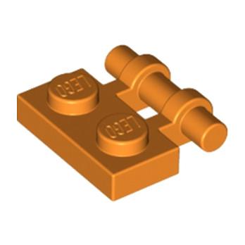 LEGO 4190164 PLATE 1X2 W. STICK - ORANGE