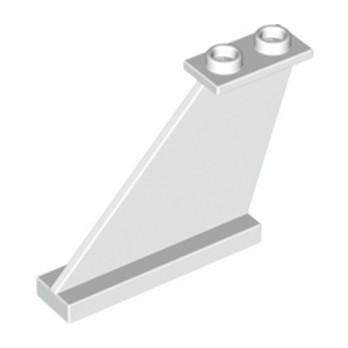 LEGO 234001 GOUVERNAIL 1X4X3 - BLANC lego-234001-gouvernail-1x4x3-blanc ici :