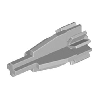 LEGO 4211825  JET ENGINE TURBINE - MEDIUM STONE GREY