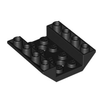 LEGO 4658977 ROOF TILE 4X4/45° INV. - NOIR