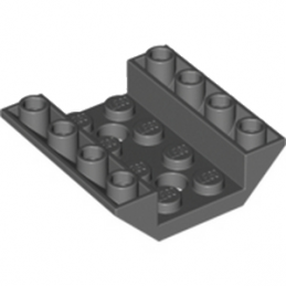 LEGO 4658974 ROOF TILE 4X4/45° INV. - DARK STONE GREY