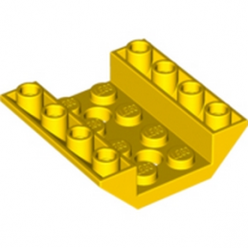 LEGO 6097644 ROOF TILE 4X4/45° INV. - JAUNE