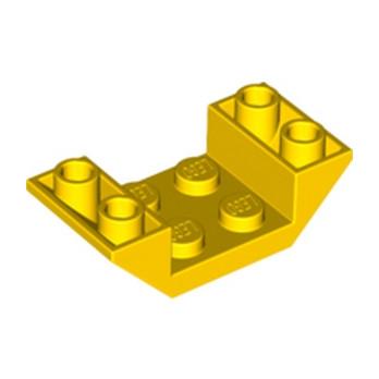 LEGO 487124  ROOF TILE 2X4 INV. - JAUNE lego-6215106-roof-tile-2x4-inv-jaune ici :