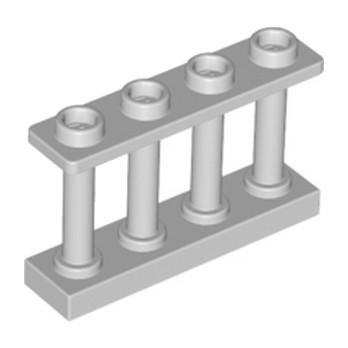 LEGO 6057449 CLOTURE / BARRIERE 1x4x2 - MEDIUM STONE GREY lego-6057449-cloture-barriere-1x4x2-medium-stone-grey ici :