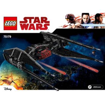 Notice / Instruction Lego Star Wars 75179