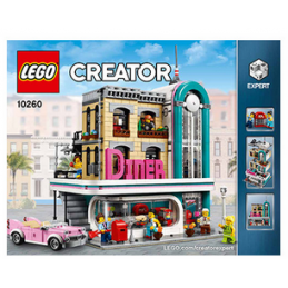 Notice / Instruction Lego Creator 10260
