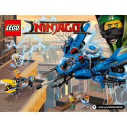 Notice / Instruction Lego Ninjago 70614