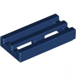 LEGO 4225575 GRILLE 1X2 - EARTH BLUE