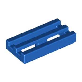 LEGO 241223 GRILLE 1X2 - BLEU 241223-radiator-grille-1x2-bleu ici :