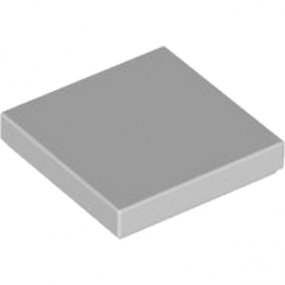 LEGO 4211413 PLATE LISSE 2X2 - MEDIUM STONE GREY
