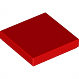 LEGO 306821 PLATE LISSE 2X2 - ROUGE lego-306821-plate-lisse-2x2-rouge ici :