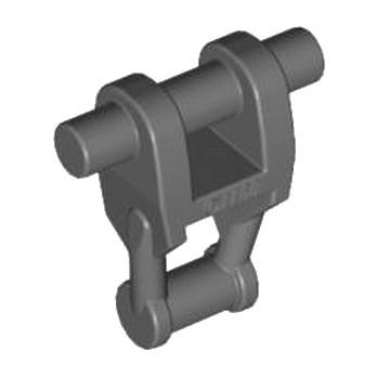 LEGO 4521512 CORP / TORSE DROID  - DARK STONE GREY