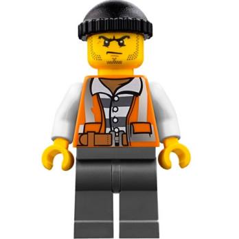 Mini Figurine LEGO® : City - Ouvrier / Voleur