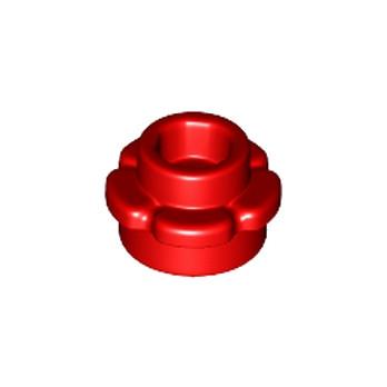 LEGO 6206148 FLEUR 1X1 - ROUGE