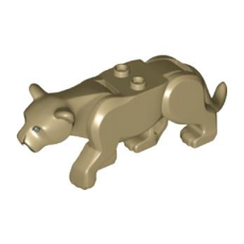 LEGO 6215575 LION - SAND YELLOW