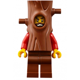 Mini Figurine LEGO® : City - Homme Arbre