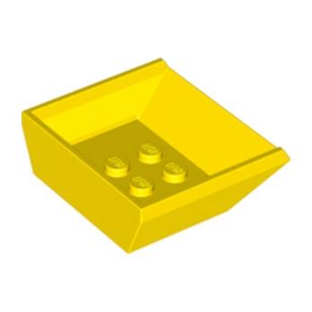 LEGO 6211850 BAC 5X4,5X1 1/3 - JAUNE lego-6331824-truck-body-5x45x1-13-yellow ici :