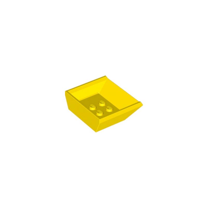 LEGO 6211850 BAC 5X4,5X1 1/3 - JAUNE