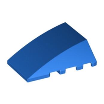 LEGO 6211891 BRIQUE 4X4 W. BOW/ANGLE - BLEU lego-6211891-brique-4x4-w-bowangle-bleu ici :