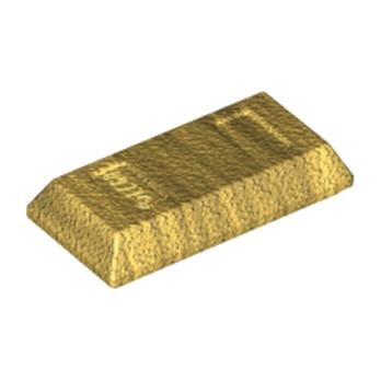 LEGO 6207933 LINGOT - WARM GOLD