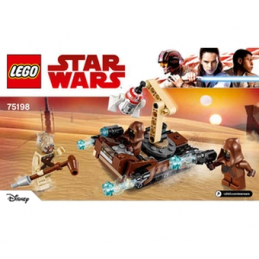 Notice / Instruction Lego Star Wars 75198 notice-instruction-lego-star-wars-75198 ici :