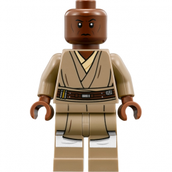 Mini Figurine LEGO® : Star Wars - Mace Windu