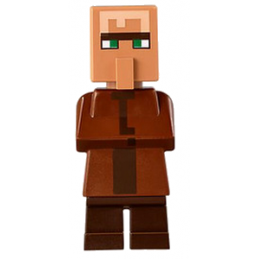 Mini Figurine LEGO® : Minecraft - Villageois