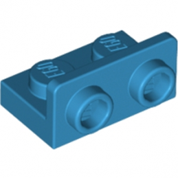 LEGO 6152110 ANGULAR PLATE 1.5 BOT. 1X2 1/2 - DARK AZUR