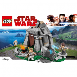 Notice / Instruction Lego Star Wars 75200