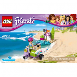 Notice / Instruction Lego Friends 41306