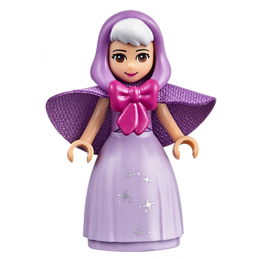 Mini Figurine LEGO® : Disney - La Fée Marraine