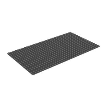LEGO 4269651 PLAQUE DE BASE 8X16 - DARK STONE GREY